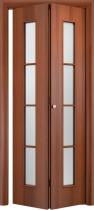 Складные межкомнатные двери-книжка